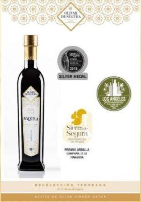 De lekkesrte olijfolie uit Spanje